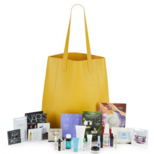 Free with any $150 Beauty or Fragrance purchase