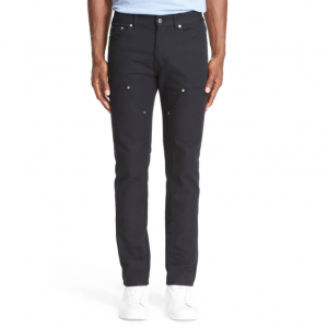 GIVENCHY Double Front Work Pants