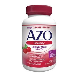AZO Cranberry, Daily Urinary Tract Health Dietary Supplement