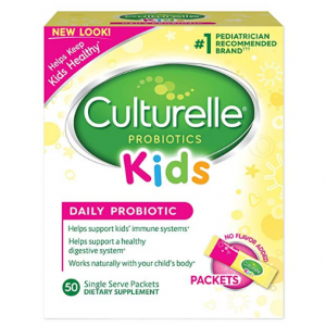 Culturelle Kids Daily Probiotic Packets Dietary Supplement