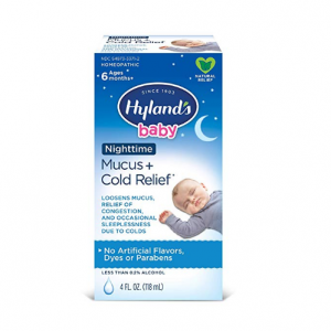 Hyland's Baby Mucus and Cold Relief