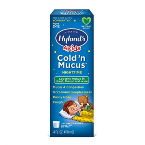 Kids Cold and Mucus Liquid