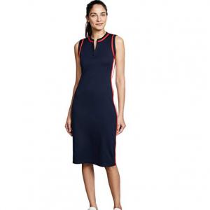 Tory Sport Women's Sleeveless Track Dress
