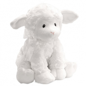 Gund® Baby Lena Lamb Musical Animal