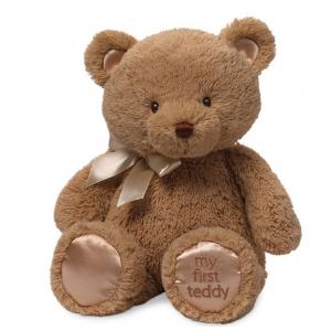 Gund® Baby My First Teddy Plush