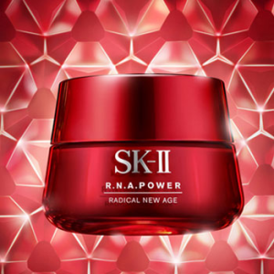 $184.58 (Was $230) For SK-II R.N.A. Power Radical New Age Cream, 2.8 Ounce @ Amazon