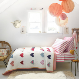 Up to 75% off Home & Bedding @ Hanna Andersson