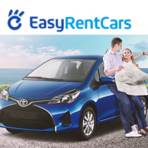 EasyRentCars Coupon - $20 off with $200+, $30 off with $300+, $50 off with $500+
