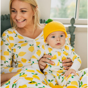 25% off kids & Baby Organic Cotton Pajamas @ Hanna Andersson