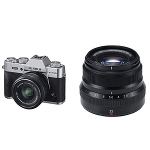 Coming Soon: Fujifilm X-T30 Camera (Silver) + XF15-45mm & XF35mmF2 R WR Lenses @ Amazon