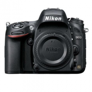 $400.95 off Nikon D610 DSLR Body Refurbished by Nikon USA @ Adorama Camera
