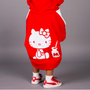 PUMA x HELLO KITTY Preschool Suede
