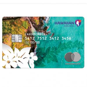 The NEW Hawaiian Airlines World Elite Mastercard with 60,000 Bonus Miles