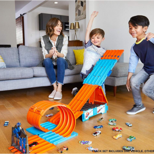 37% off Hot Wheels Track Builder System Race Crate @ Amazon