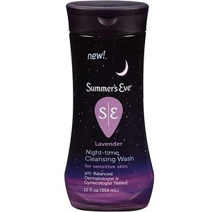 Summer's Eve Night-Time Cleansing Wash, Lavender, 12 Ounce @ Amazon
