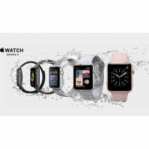 補貨:Apple Watch Series 3 GPS 智能手表 @ Amazon