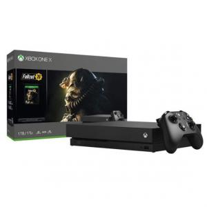 Xbox One X 1TB Console - Fallout 76 Bundle @ Newegg