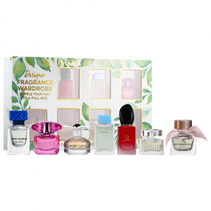 $75 ($120 Value) For SEPHORA FAVORITES Designer Fragrance Wardrobe Minis