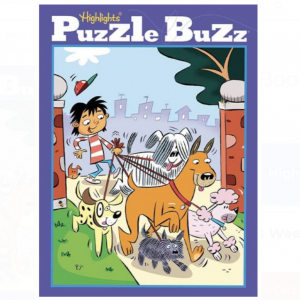 Puzzle Buzz™ Book Club Ages 4-7