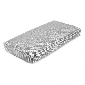 aden + anais Classic Crib Sheet-Striped