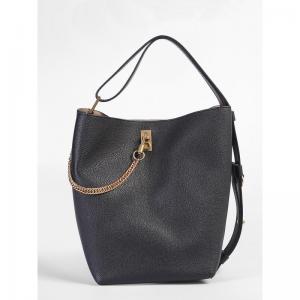 GIVENCHY Medium GV leather bucket bag