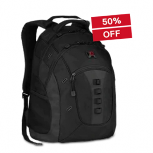 "$35 off Swiss Gear Granite 16"" Backpack @ Dell"