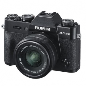 富士新款 Fujifilm X-T30 无反相机, 配新型XF16mm F2.8 R WR镜头 @Adorama
