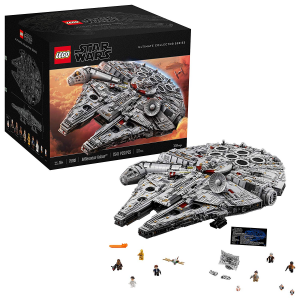 Up to 36% Off LEGO Star Wars Building Kits @ Amazon