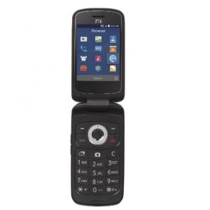 Total Wireless ZTE Z233 Flip Prepaid Cellphone - Certified Refurbished