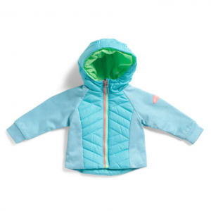 PACIFIC TRAIL Big Girls Textured Quilted Jacket