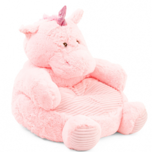 KELLY TOY Unicorn Plush Baby Seat