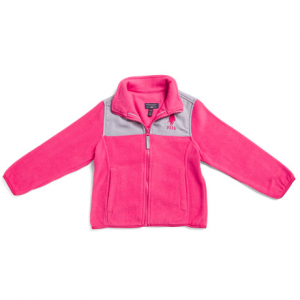 USPA Little Girls Polar Fleece Jacket