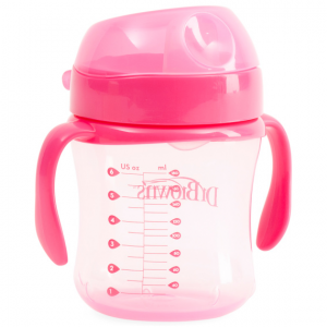 DR. BROWNS 6oz Soft Spout Spill-proof Infant Cup