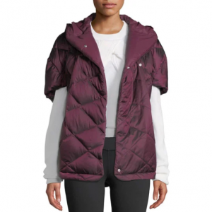 The North Face Far Northern Down Capelet w/ Hood