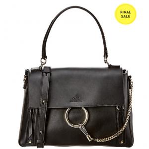 Chloe Faye Day Medium Leather Shoulder Bag