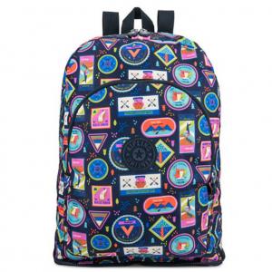 Earnest Printed Foldable Backpack