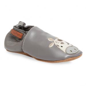 Melton Giraffe Leather Loafer
