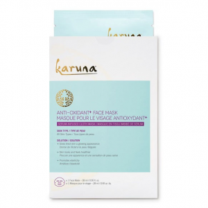 $16 (Was $80) For Karuna Antioxidant Face Mask - Pack of 10