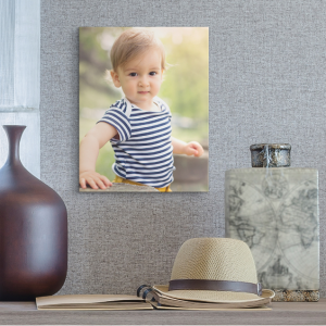 "$12(value $29.99) for 11""x14"" Canvas Photo Print @ CVS Photo"