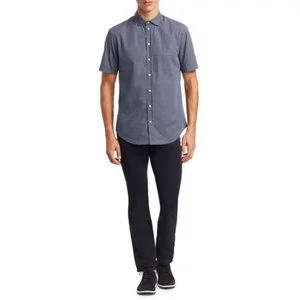 Giorgio Armani Cotton Button-Front Shirt