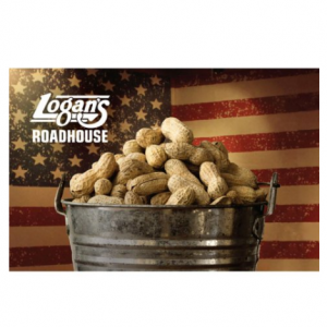 Logan's Steakhouse $100 Value Gift Cards - 4 x $25