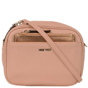 Nine West Lyndsie Faux-Leather Crossbody