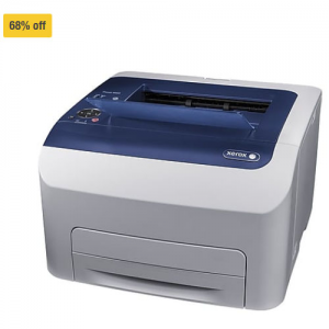 Xerox Phaser 6022NI Color Laser Single-Function Printer @ Staples