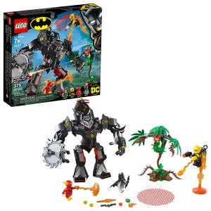 LEGO DC 蝙蝠侠系列:蝙蝠侠大战毒藤女 76117
