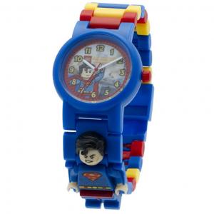 LEGO DC 超级英雄超人手表