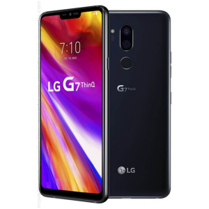 $320 off LG G7 ThinQ 64GB Smartphone (Unlocked, Black) @ B&H Photo Video