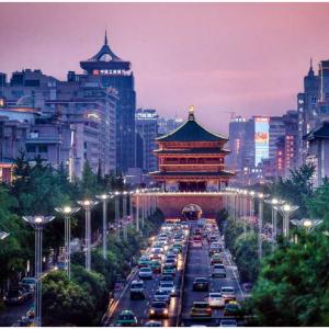 Flight sale : Los Angeles to XiAn China Round Trip