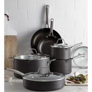 Calphalon Classic Nonstick 10-Pc. Cookware Set