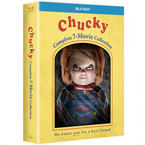 $24.99 for Chucky: Complete 7-Movie Collection (Blu-ray) @ Amazon