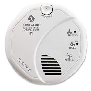 $14.02 off First Alert 2-in-1 Z-Wave Smoke Detector & Carbon Monoxide Alarm @ Amazon